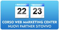 corso web marketing center